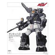 RX-77-4 GUNCANNON Ⅱ