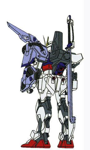 File:GAT-X105+AQME-X02 Sword Strike Gundam's Rear View.jpg