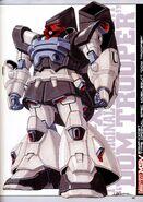 ZGMF-XX09T - DOM Trooper Original Spec Type