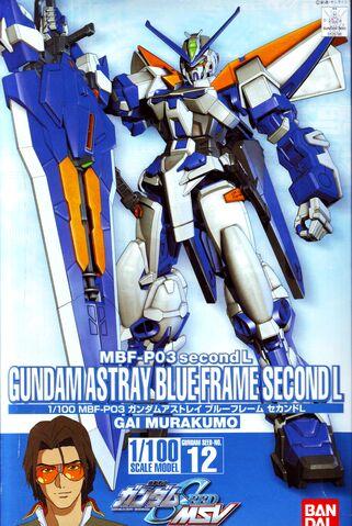 File:NG - MBF-P03 second L Gundam Astray Blue Frame Second L - Boxart.jpg