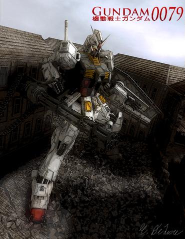 File:Gundam 0079 Poster Art.png
