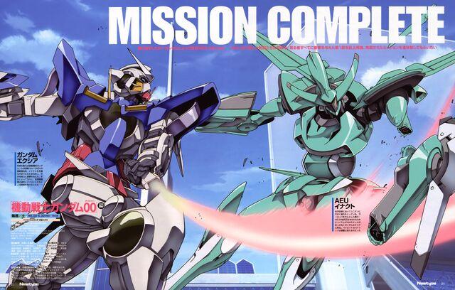 File:Gundam 00 - Magazine Article - Mission Complete.jpg