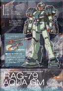 RAG-79 Aqua GM - SpecTechDetailDesign