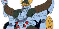 GF13-012NN Viking Gundam