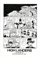 Mobile Suit Gundam 0099 Moon Crisis Side Story Highlanders099
