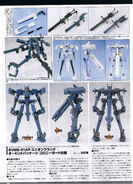 HG SVMS-01AP Union Flag Orbit Package Colony Guard Type