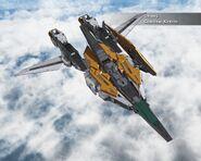 GN-003 Gundam Kyrios Wallpaper