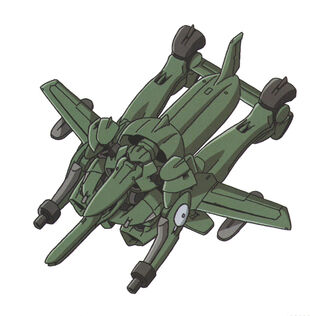 Flight Mode (Bombardment Type)
