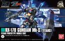 HGUC Gundam Mk-II Titan
