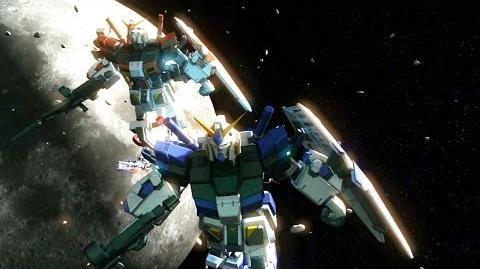 機動戦士ガンダム サイドストーリーズ 宇宙、閃光の果てに..