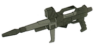 BLASH XBR-M-79E Beam Rifle