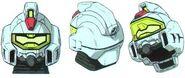 GAT-706S Deep Forbidden Head Unit