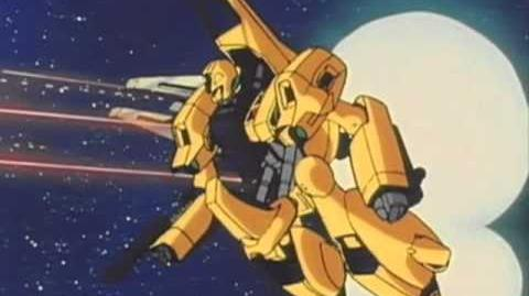 083 MSA-005 Methuss (from Mobile Suit Zeta Gundam)