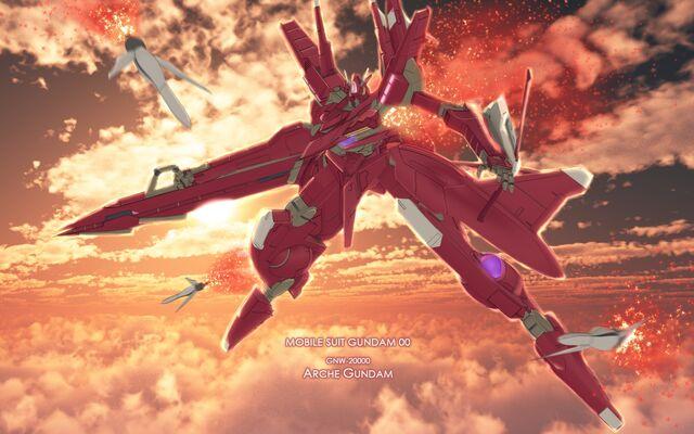 File:GNW-20000 Arche Gundam Wallpaper.jpg