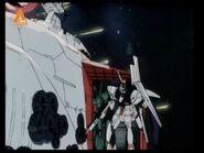 RX-93 Nu Gundam Launch