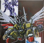 Grand Master Gundam Hen