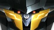 Gundam 00 GN Flag MS Face