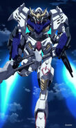 ASW-G-08 Gundam Barbatos (5th Form-Ground Type) (Episode 23) Close Up (1)