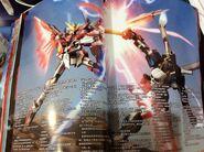 Gundam build fighters honoo
