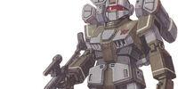 RGM-79SC GM Sniper Custom (Shimoda Squad Type)