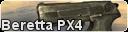 Button icon-beretta px4 storm