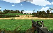 Shooting 8 M16 A1.1