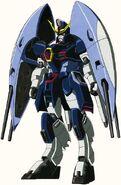 ZGMF-X31S Abyss Gundam