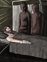 Anthony In Hospital