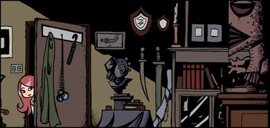 Eglamores office