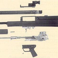 Parts of prototype #3