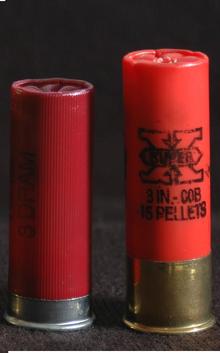 12 gauge cartridges