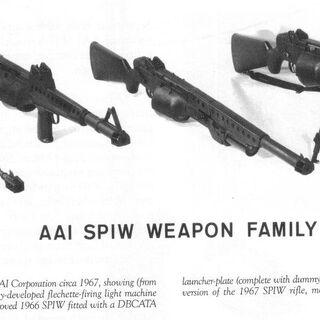Third-generation SPIW family