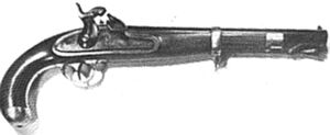 Harper`s Ferry Horse pistol