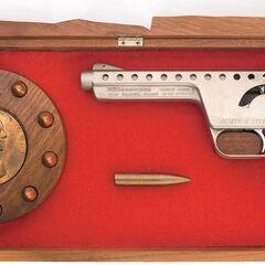 Gyrojet Rocket Pistol .51 cal / 13mm Presentation Model Mk1