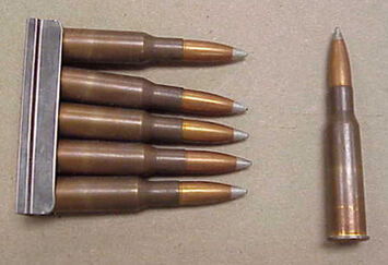 7.62x54R Cartridge (Mosin Rifle)