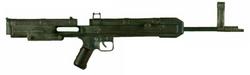Knorr Bremse Assault Rifle