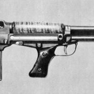Bullpup M1918