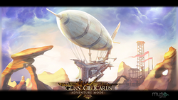 Guns of Icarus promotional artwork