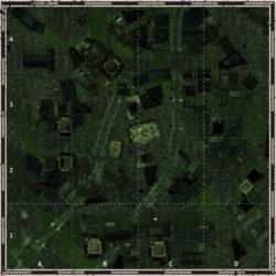 Paritan map
