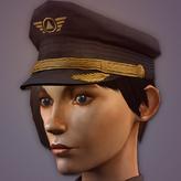 Officer's CapF