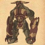 Monster illust45