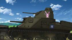 M3 Lee rabbit