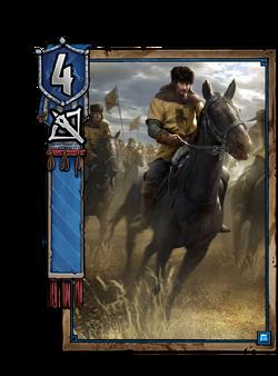 Dun Banner Light Cavalry
