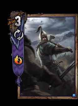 Clan Tuirseach Axeman