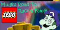 Muigi's Road to LEGO Racing Fame!