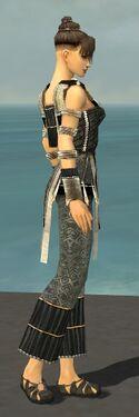 Monk Elite Sunspear Armor F gray side