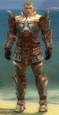 Warrior Asuran Armor M nohelmet