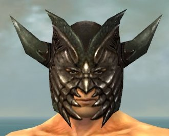 File:Warrior Elite Dragon Armor M gray head front.jpg