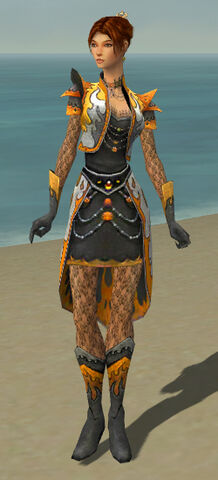 File:Elementalist Elite Flameforged Armor F dyed front.jpg