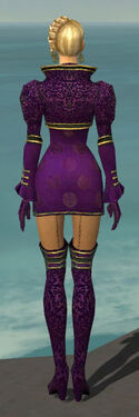 Mesmer Canthan Armor F dyed back